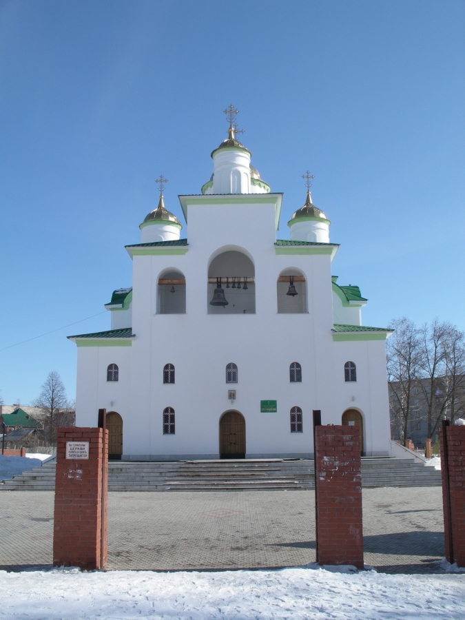 Храм г ишимбай фото