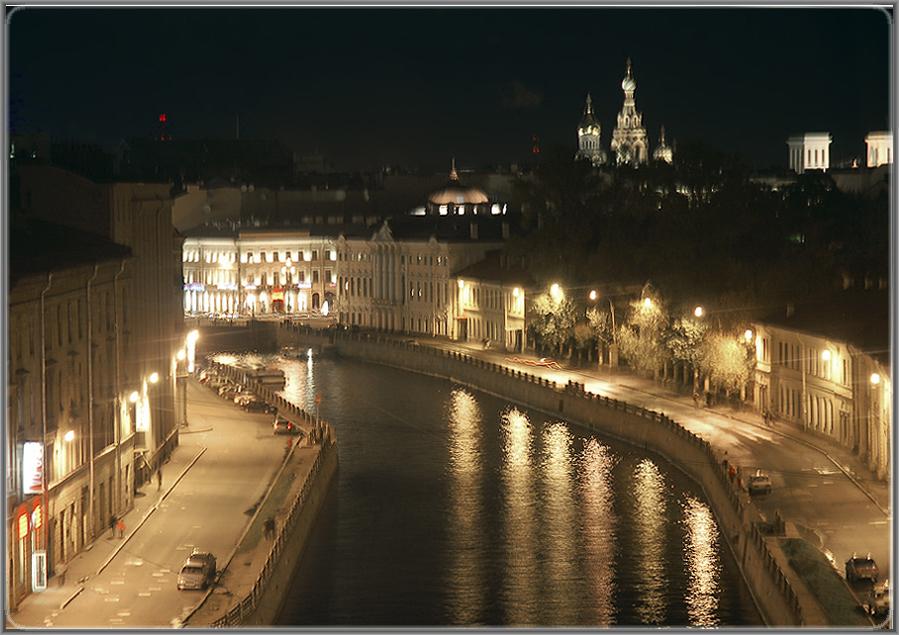 Набережная реки мойки фото