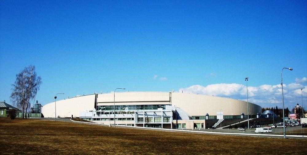 фото в ледовый дворец коломне официальный